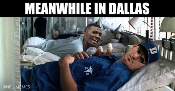 Meanwhile in Dallas