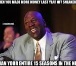 Michael Jordan meme
