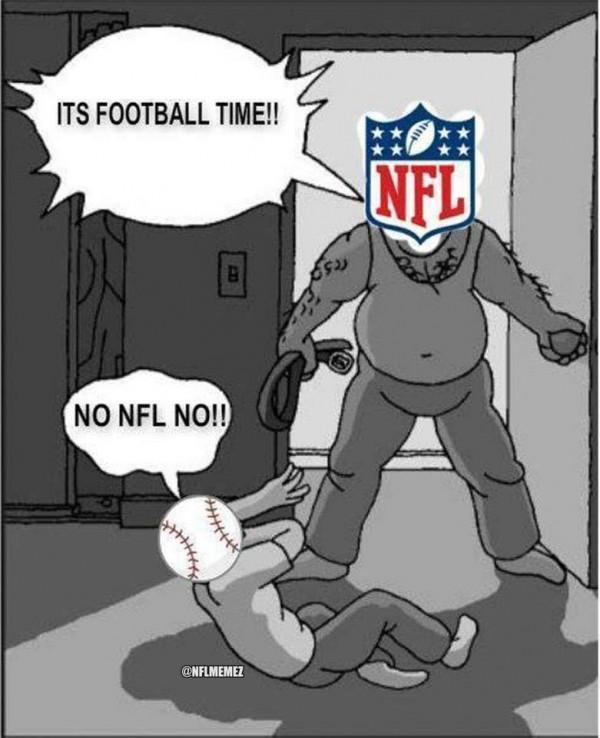 NFL vs MLB