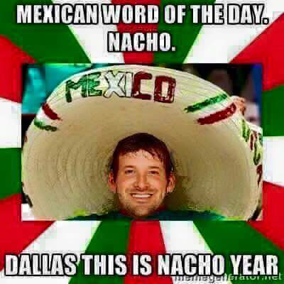 Nacho year Cowboys