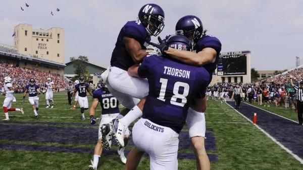 Northwestern beat Stanford