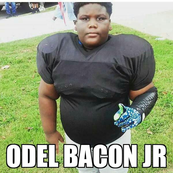 Odel Bacon Jr