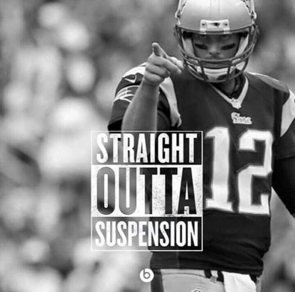 Outta suspension