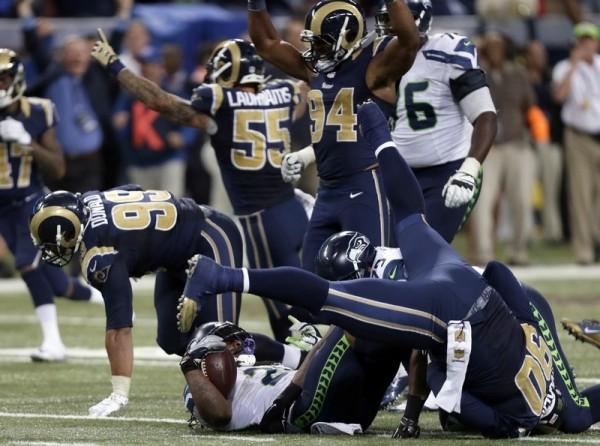 Rams beat Seahawks