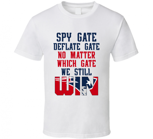 Spygate, Deflategate