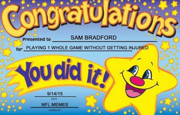 Star for Bradford