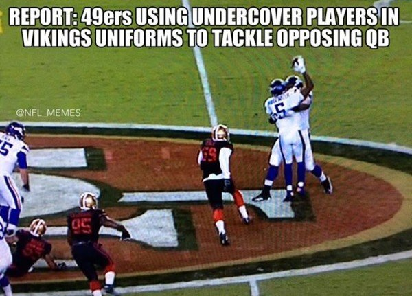 Tackling their own players