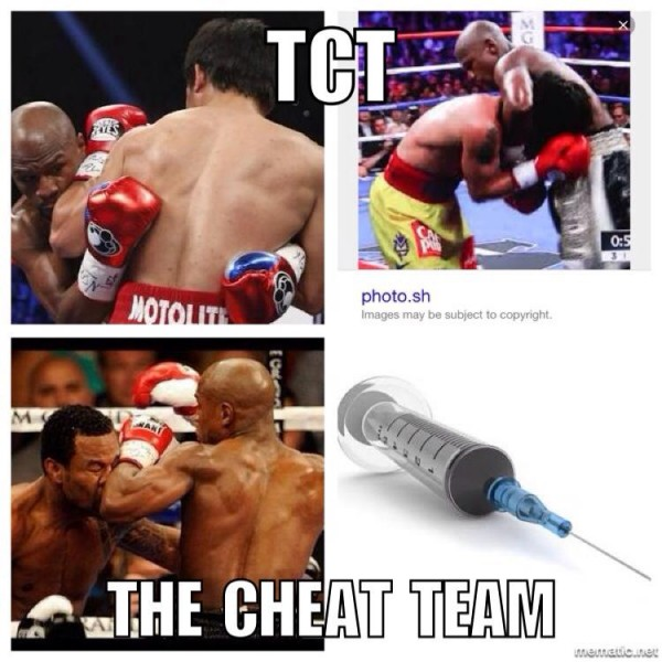 The Cheat Team