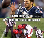 Tom Brady Adam Jones Meme