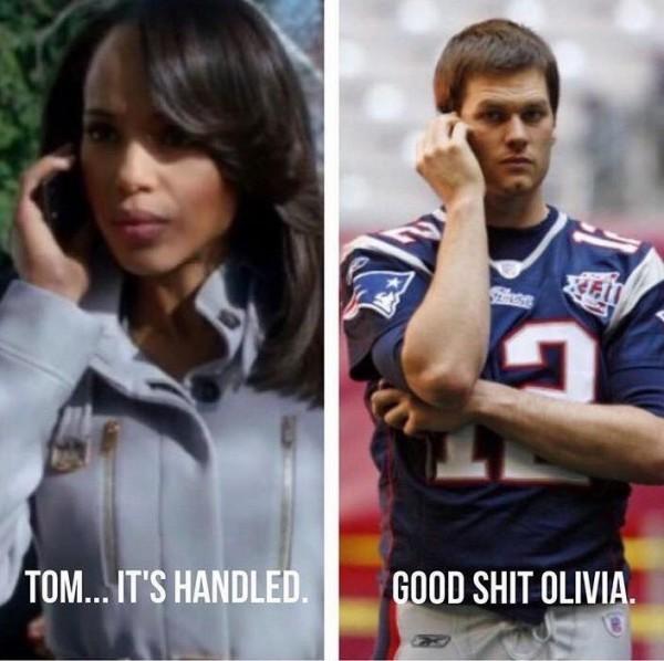 Tom & Olivia