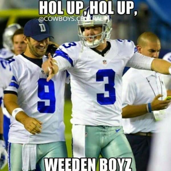 Weeden Boyz