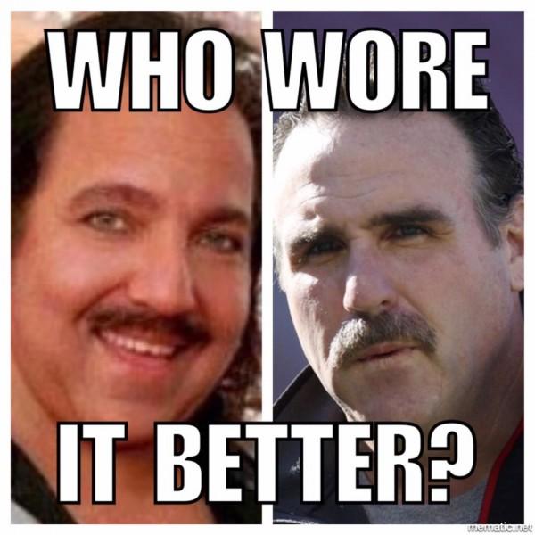 Who wears it better