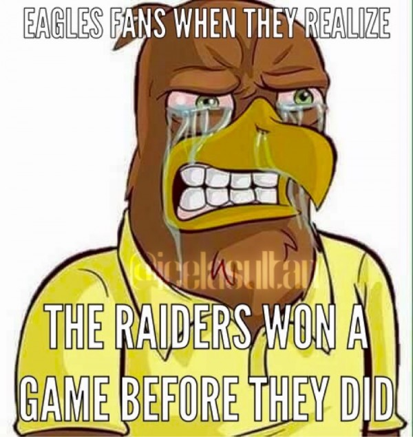 Worse than the Raiders