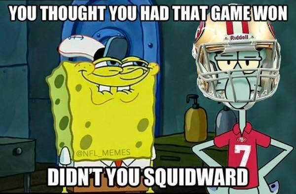 49ers Kaepernick Meme