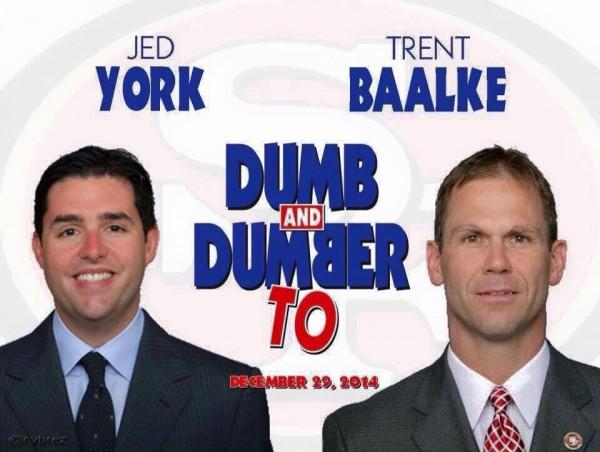 49ers dumb and dumber