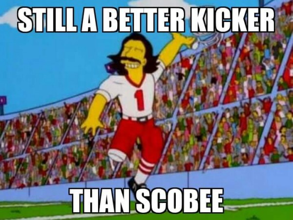 Another great kicker