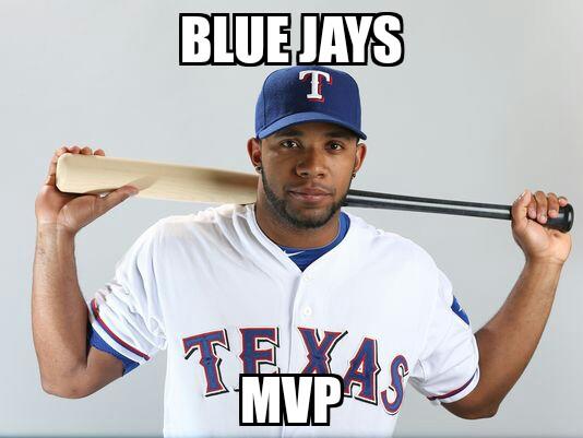 BLue Jays MVP