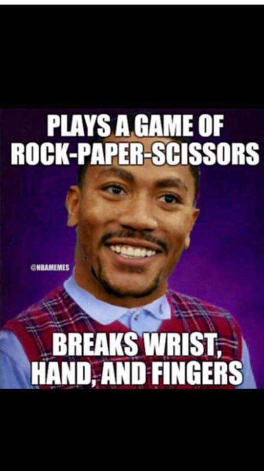 Bad luck Rose