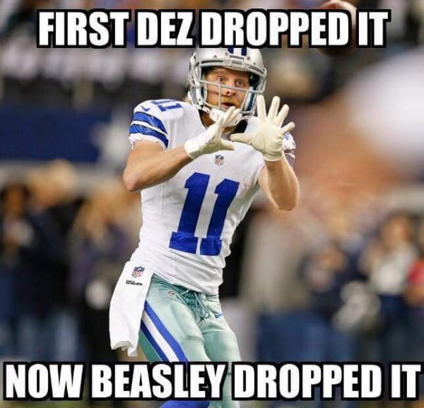 Beasley Drop