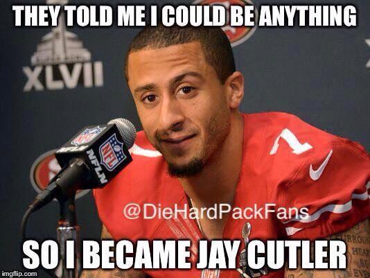 Becoming Jay Cutler