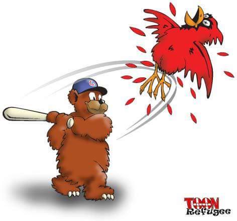 Cardinal home run