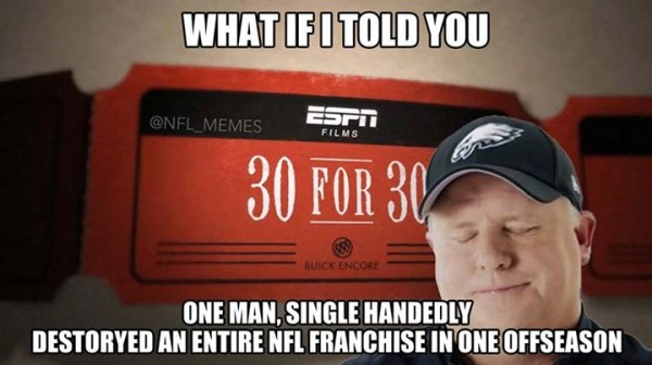 Chip Kelly 30 on 30