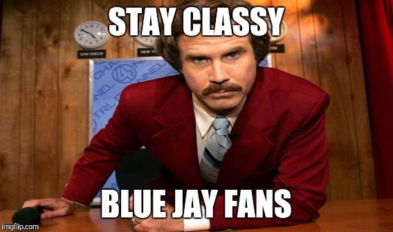 Classy fans