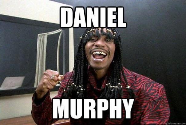 Daniel Murphy