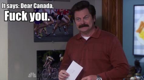 Dear Canada FU