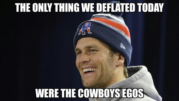 Deflate the Cowboys