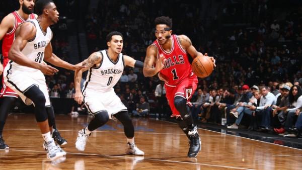 4af5cda77846 Derrick Rose. The Chicago Bulls are off to a 2-0 start
