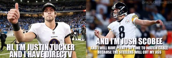 Difference in kickers