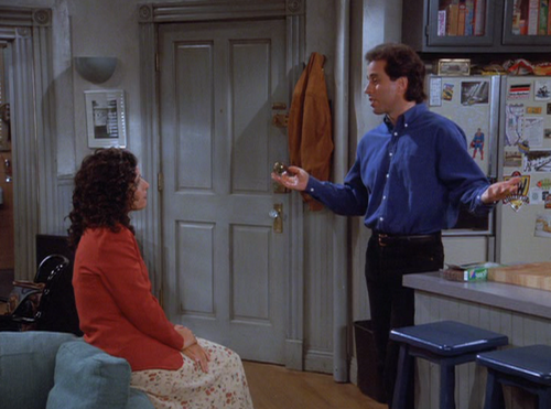 Elaine, Jerry