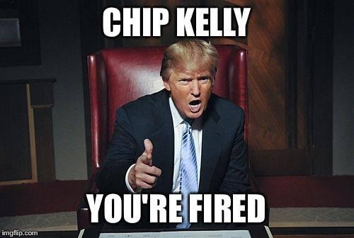 Firing Kelly (Fantasy)