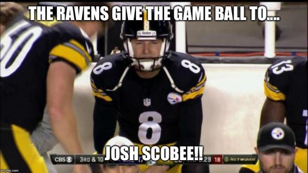 Game ball to Scobee