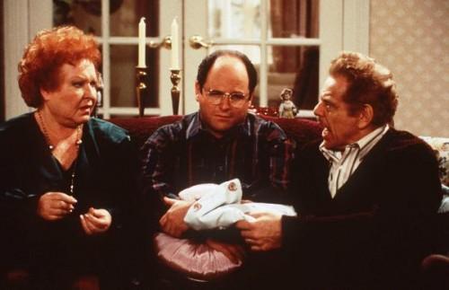 George Costanza & Parents