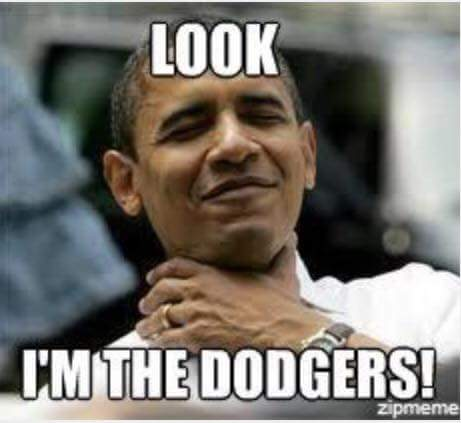 21 Best Memes Of The Los Angeles Dodgers Choking Against The New