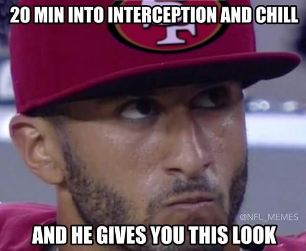 Interception and Chill