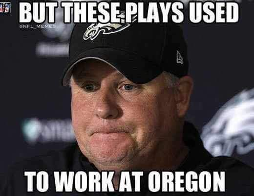 It worked at Oregon
