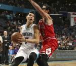 Jeremy Lin vs Bulls