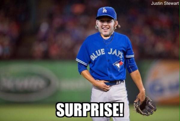 Kershaw Surprise meme