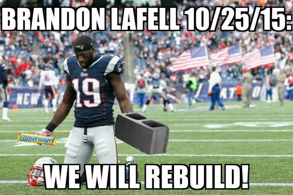 LaFell joke