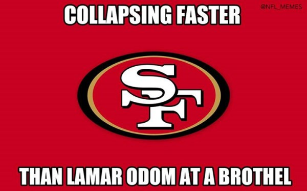 Lamar Odom at a brothel