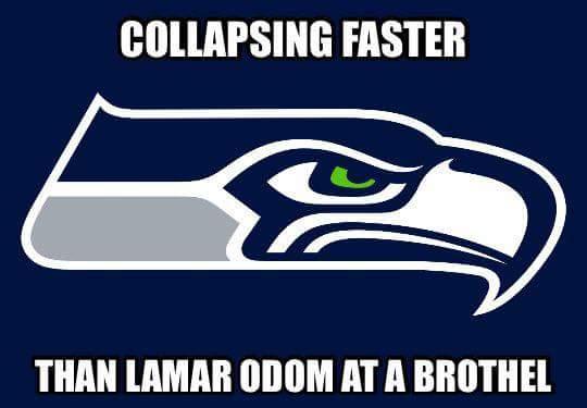 Lamar Odom joke