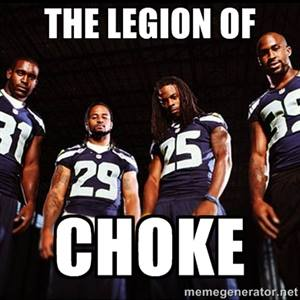 Legion of choke