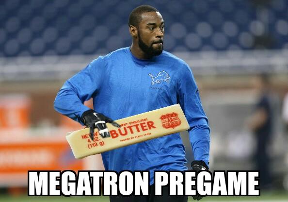 Megatron Pregame
