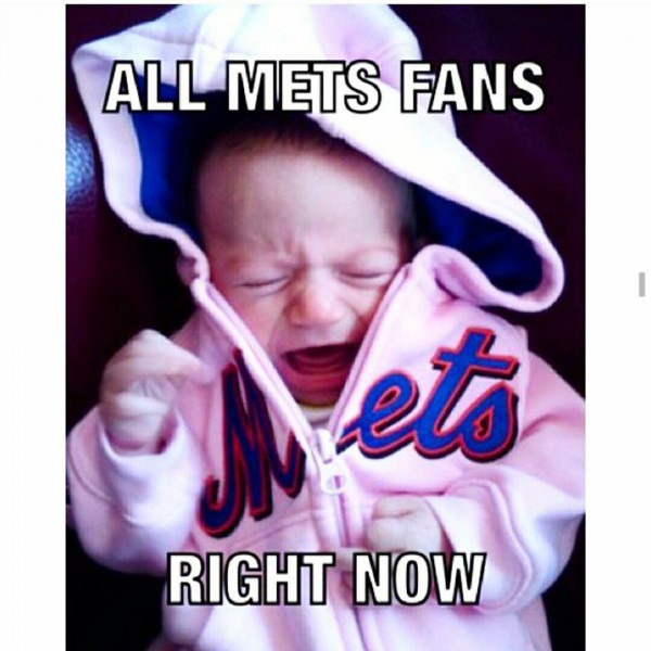 Mets fans right now