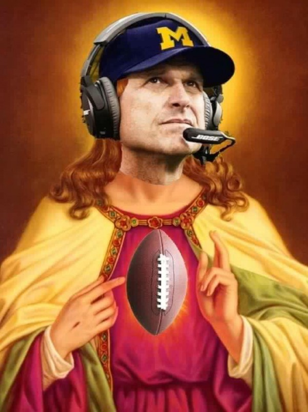 Michigan Jesus