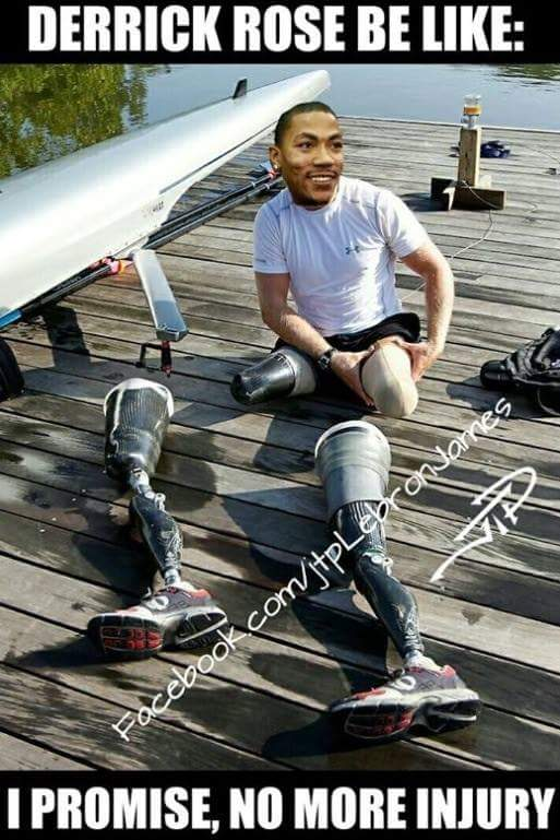 No more injuries