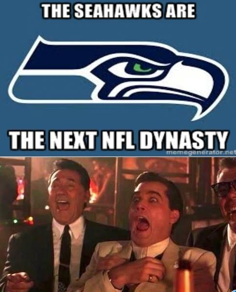Not a dynasty